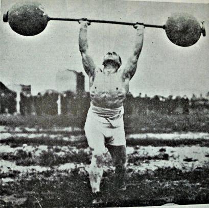 Charles Rig Strongman