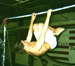 advanced tuck front lever